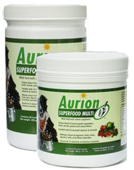 Multi-vitamin supplement with green superfoods added