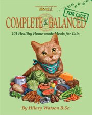 Recipe book for cats